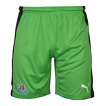 Shorts Newcastle United 2016-2017 Home (Grün)