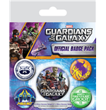 Brosche Guardians of the Galaxy 257942