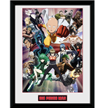 Kunstdruck One-Punch Man 257962