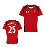 T-Shirt Manchester United FC Training (Valencia 25)