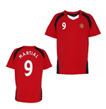T-Shirt Manchester United FC (Martial 9)