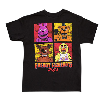 T-Shirt Five Nights at Freddy's
