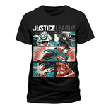 T-Shirt Justice League 258145