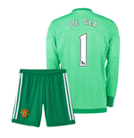 Mini Set Manchester United FC 2015-2016 Home (De Gea 1)