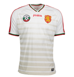Trikot Bulgarien Fussball 2016-2017 Home