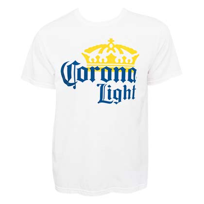 T-Shirt Coronita Light Large Logo
