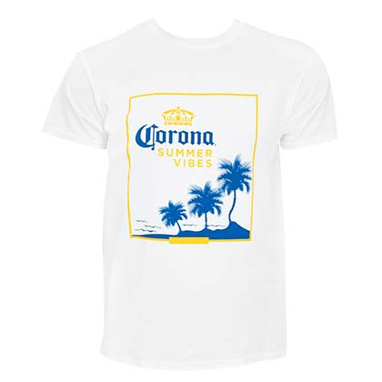 T-Shirt Coronita Summer Vibes