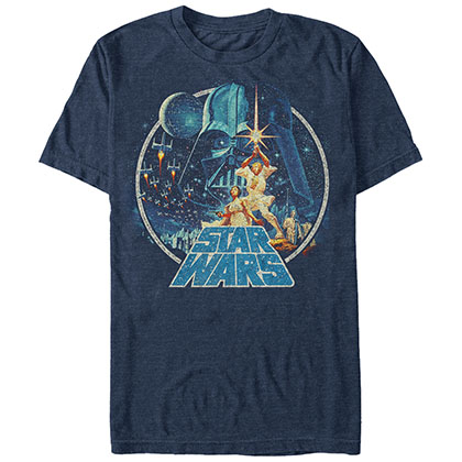 T-Shirt Star Wars Vintage Victory