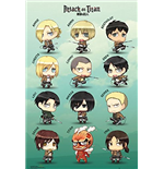 Poster Attack on Titan 258890
