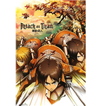 Poster Attack on Titan 258892