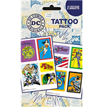 Tattoos Superhelden DC Comics 258915