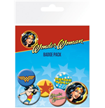 Brosche Wonder Woman 258924