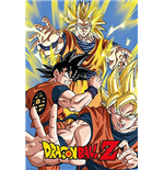 Poster Dragon ball 258945