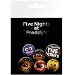 Brosche Five Nights at Freddy's 258955