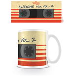 Guardians of the Galaxy Vol. 2 Tasse Awesome Mix Vol. 2