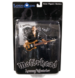 Motörhead Actionfigur Lemmy Kilmister Black Pick Guard Guitar 16 cm