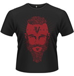 T-Shirt Vikings  - Ragnar Face