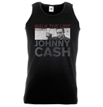 T-Shirt Johnny Cash Studio Shot
