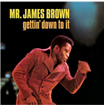 Vinyl James Brown - Gettin Down To It