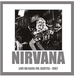 Vinyl Nirvana - Live On Kaos-Fm Seattle 1987 (Picture Disc)