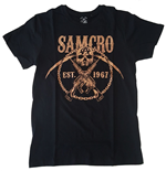 T-Shirt Sons of Anarchy SAMCRO Chained