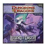 Dungeons & Dragons Brettspiel The Legend of Drizzt englisch