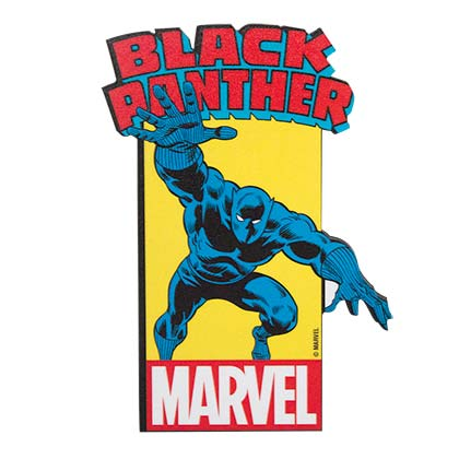Magnet Black Panther
