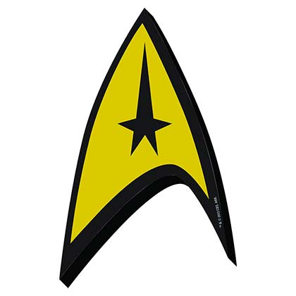 Magnet Star Trek