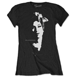 Amy Winehouse  T-Shirt für Frauen - Design: Scarf Portrait