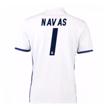 Trikot Real Madrid 2016-2017 Home (Navas 1) - Kinder
