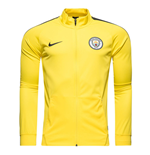 Jacke Manchester City FC 2016-2017 (Gelb) Nike Core Trainer