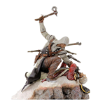 Assassin's Creed III PVC Statue Connor The Last Breath 28 cm --- BESCHAEDIGTE VERPACKUNG