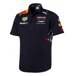 T-Shirt Red Bull Racing 2017 Puma Team