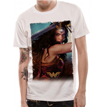 T-Shirt Wonder Woman - Poster