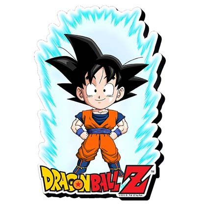 Magnet Dragon ball