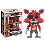 Five Nights at Freddy's POP! Games Vinyl Figur Foxy The Pirate 9 cm