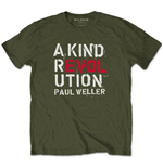 T-Shirt Paul Weller A  Kind Revolution