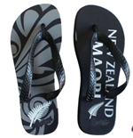 Flip Flops All Blacks Maoni in schwarz