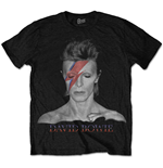 T-Shirt David Bowie  261118