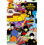 Poster Beatles 261338