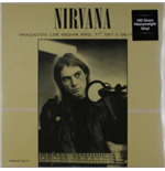 Vinyl Nirvana - Broadcasting Live Kaos-Fm April 17Th 1987 & Snl-Tv 1992
