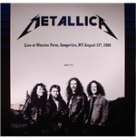 Vinyl Metallica - Live At Winston Farm Saugerties Ny August 13 1994 (2 Lp)