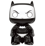 DC Comics POP! Heroes Figur Negative Batman 9 cm