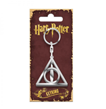 Harry Potter Metall-Schlüsselanhänger Deathly Hallows 5 cm