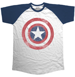 T-Shirt Captain America  261836
