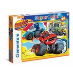 Puzzle Blaze and the Monster Machines 262040