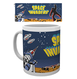 Tasse Space Invaders  262093