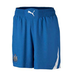 Shorts Newcastle 2010-2011 Away (Blau)