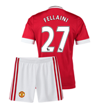 Kit Manchester United FC 2015-2016 Home