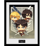 Kunstdruck Attack on Titan 262594